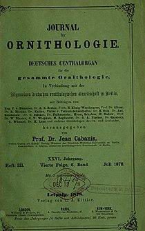 Journal für Ornithologie (1878) (14729197826).jpg