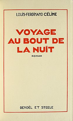 Image illustrative de l'article Voyage au bout de la nuit