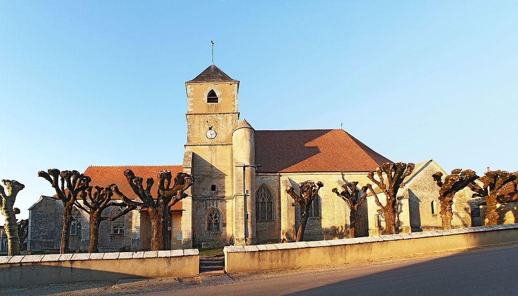 Église Notre-Dame-de-la-Nativité de Joux-la-Ville
