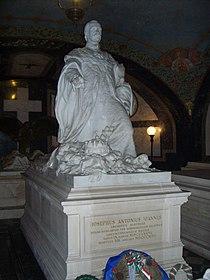 Jozsefnador palatin Hungary tombstone.jpg
