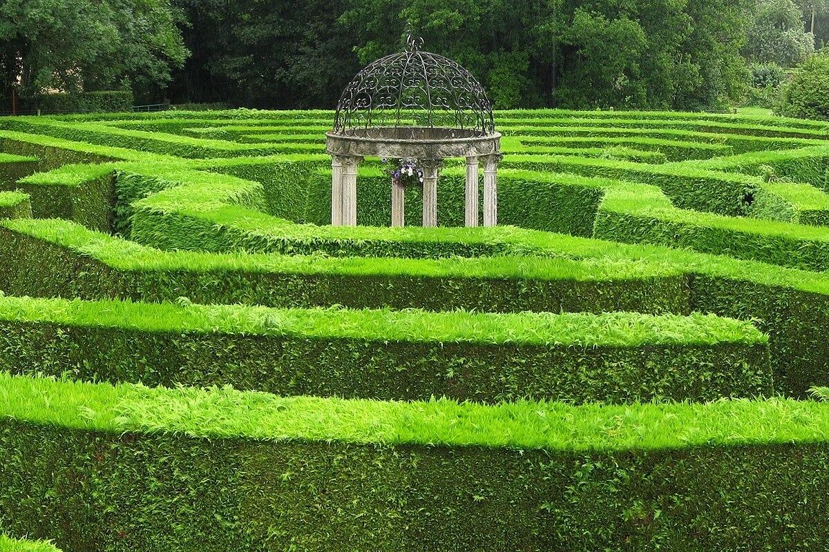 Jubilee Maze Symonds Yat Hedge Wikipedia