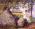 Julien Alden Weir On the Shore.jpg