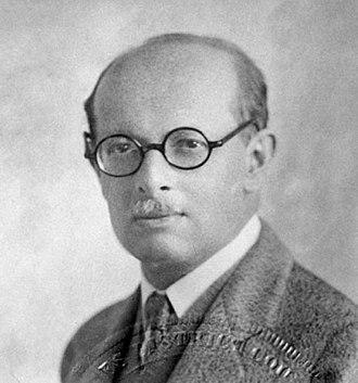 Julius Edgar Lilienfeld - Image: Julius Edgar Lilienfeld (1881 1963)