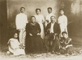 KITLV - 158793 - Kurkdjian - Sourabaia-Java - Family in Minahasa - circa 1900.tiff