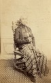 KITLV - 179942 - Buwalda, K. - Studio portrait of Raden Aria Adipati Tjokronegoro, regent of Sidoardjo - circa 1868.tiff