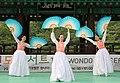 KOCIS Korea Taekwondo Namsan 05 (7628128726).jpg
