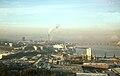 Kaknästornet utsikt 1978.jpg