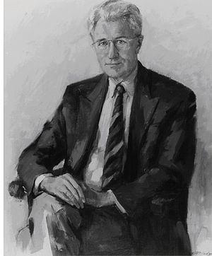 Cornelis Kalkman - Kalkman (painting by Rodenberg, 1991)