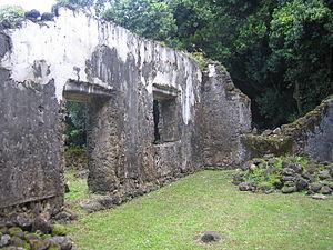 Kaniakapupu - Ruins of Kaniakapūpū