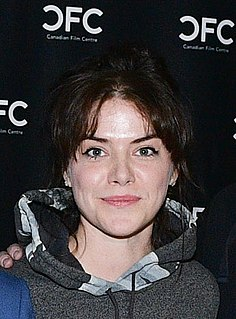 Kaniehtiio Horn Canadian actress