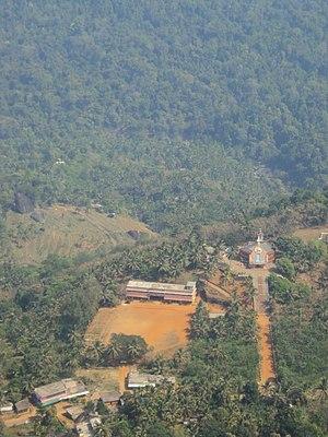 Payyavoor - Kanjirakkolli, Payyavoor