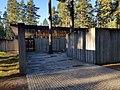 Kapell och krematorium, Skogskyrkogården, Gävle vy 1.jpg