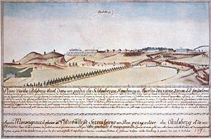 Karlsberg Castle - Image: Karlsberg II