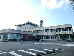 Kasama city hall