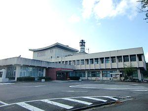 Kasama, Ibaraki - Kasama city hall