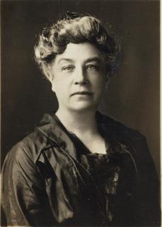 Kate M. Gordon American suffragette