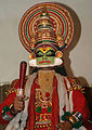 Kathakali dancer, Cochin, India 2005.jpg