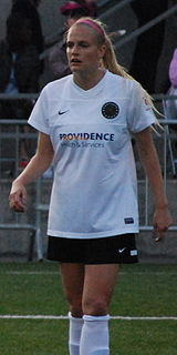 Kat Williamson American soccer player