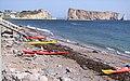 Kayac de mer à Percé - panoramio.jpg
