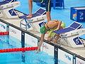 Kazan 2015 - Rūta Meilutytė semifinal 100m breaststroke (1).JPG