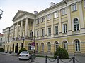 Kazimierz Palace, Warsaw University 1.JPG