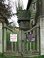 Keep out - geograph.org.uk - 663204.jpg