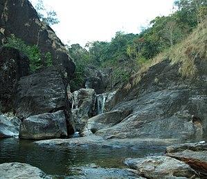 Vattaparai Falls - Image: Keeriparai Vattaparai falls