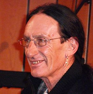Ken Hensley - Hensley at the Creativity World Forum 2009 in Ludwigsburg, Germany