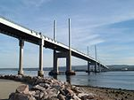 Kessock Bridge - looking from North Kessock to Inverness - Scotland.jpg