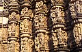 Khajuraho temple figures (6953987067).jpg