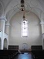 Kiejdany - wnętrze kościoła kalwińskiego Radziwiłłów.jpg