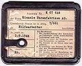 Kienzle Uhren Ausweis from WWII - back.jpg