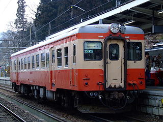 KiHa 52 Japanese train type