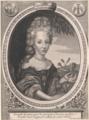 Kilian, Philipp - Archduchess Maria Anna of Austria (1683-1754).png