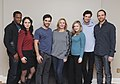 Kim Cattrall with CFC Actors Conservatory (6926673905).jpg