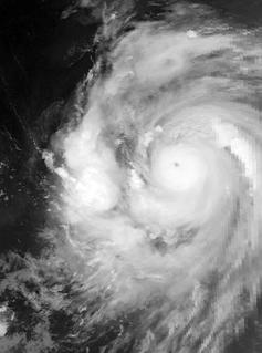 Typhoon Kim (1980)