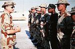 King Fahd International Airport - Gen Michael Dugan visits 354th.JPG