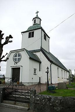 Kinnareds kirke