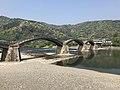 Kintaikyo Bridge on Nishikigawa River 4.jpg