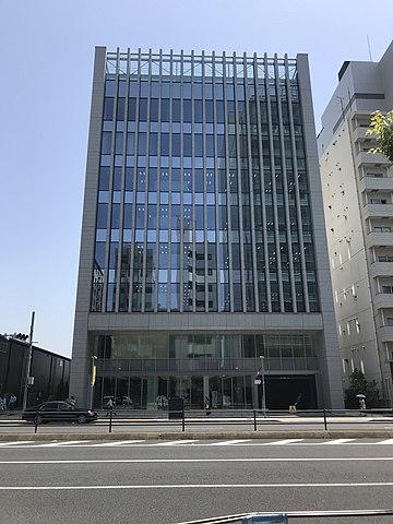 きらぼし銀行の本店