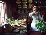 Kitchen life in the 18nt cen.JPG