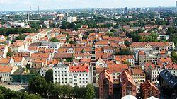 Skyline of Klaipėda