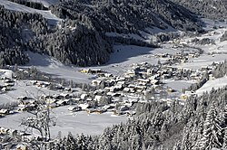 Kleinarl in winter