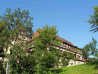 Bebenhausen Abbey - Image: Kloster Bebenhausen Aussen