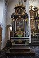 Kloster Pfäffers. Kirche St. Maria. Seitenaltar vorne links. 2019-02-16 12-32-00.jpg