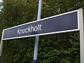 Knockholt station signage.JPG