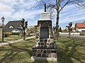 Kolkwitz-Milkersdorf Denkmal Gefallene linke Seite.jpg