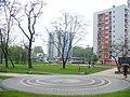 Kolorowe wieżowce Dąbrowy Górniczej - panoramio.jpg