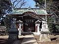 Komatsunagi Shrine (駒繋神社) - panoramio.jpg