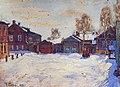 Konstantin Gorbatov - A Street in Winter.jpg